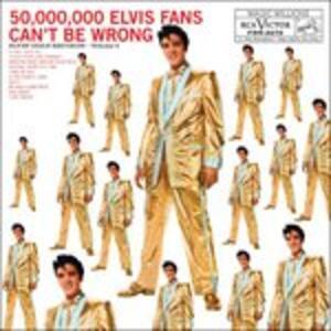 Elvis' Gold vol.2 - Vinile LP di Elvis Presley