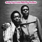CD Play the Blues Buddy Guy Junior Wells