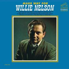Make Way for Willie - Vinile LP di Willie Nelson