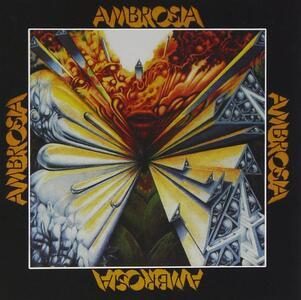 Ambrosia - Somewhere I've Never Travelled - CD Audio di Ambrosia
