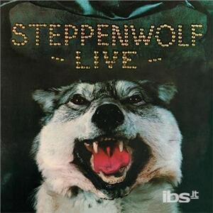 Steppenwolf Live - Vinile LP di Steppenwolf