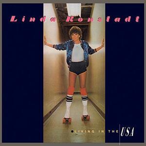 Living in - Vinile LP di Linda Ronstadt