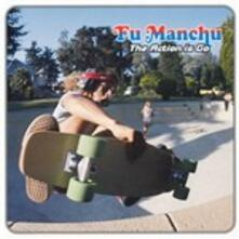 Action is Go - Vinile LP di Fu Manchu