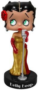 Funko Bobble Head Knocker Wacky Wobbler Betty Boop Singer Boop Figure - 2