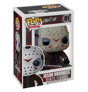 Funko POP! Friday The 13th. Jason Voorhees