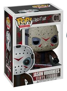 Funko POP! Friday The 13th. Jason Voorhees - 3