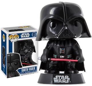 Funko POP! Star Wars. Darth Vader Bobble Head