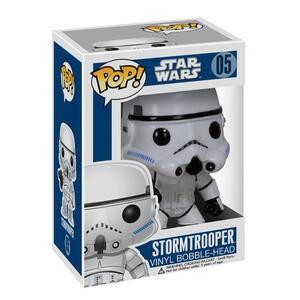 Funko POP! Star Wars. Stormtrooper - 3