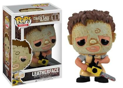 Funko POP! Texas Chainsaw Massacre. Leatherface - 3