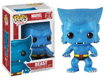 Funko POP! Marvel. Bestia - 2