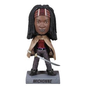 Funko Wacky Wobbler The Walking Dead Michonne - 3