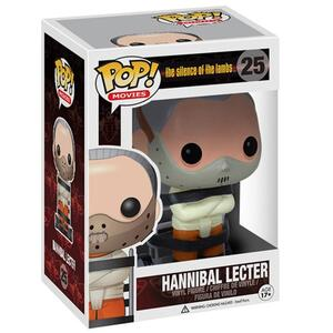 Funko POP! Movies. The Silence of the Lambs. Hannibal Lecter.