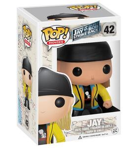 Action figure Jay. Jay and Silent Bob Strike Back Funko Pop! - 2