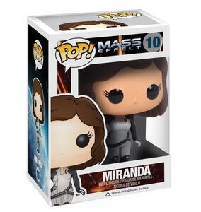 Action figure Miranda. Mass Effect Funko Pop!