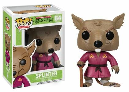 Funko POP! Teenage Mutant Ninja Turtles. Splinter - 2