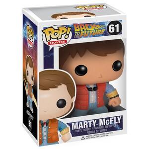 Funko POP! Ritorno al Futuro. Marty McFly