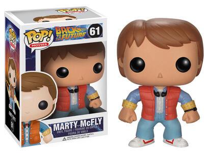 Funko POP! Ritorno al Futuro. Marty McFly - 3