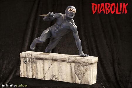 Diabolik Statue - 2
