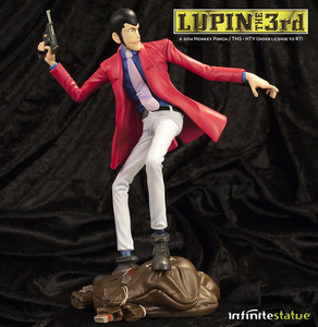 Giocattolo Lupin III Lupin Statue Infinite 0