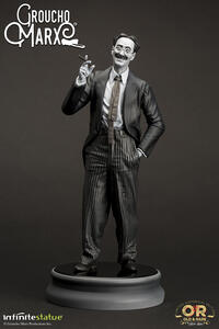 Groucho Marx Old&Rare Statue - 2