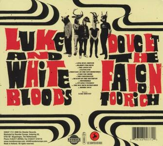 Blood's Too Rich - CD Audio di Luke Doucet - 2