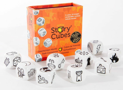 Giocattolo Story Cubes Original The Creativity Hub 0