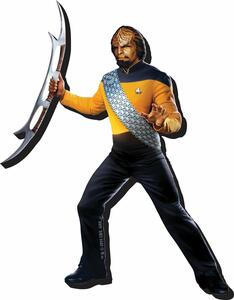 Stng Worf Magnet