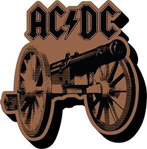 Ac/Dc Cannon Magnet - 2