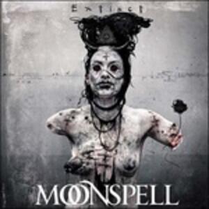 Extinct - CD Audio di Moonspell