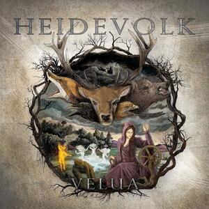 Velua - CD Audio di Heidevolk