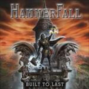 Built to Last - Vinile LP di Hammerfall