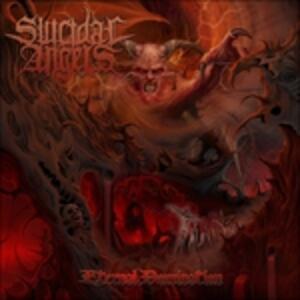 Eternal Domination - CD Audio di Suicidal Angels