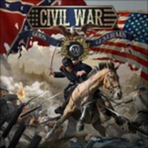 Gods & Generals - CD Audio di Civil War