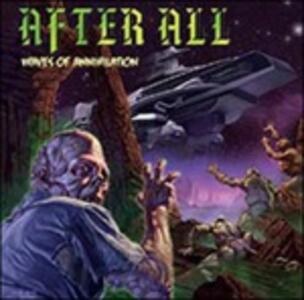 Waves of Annihilation - CD Audio di After All