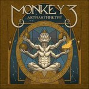 Astrasymmetry - CD Audio di Monkey3