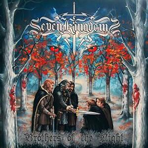 Brothers of the Night - CD Audio di Seven Kingdoms