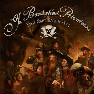 First Night Back in Port - CD Audio di Ye Banished Privateers