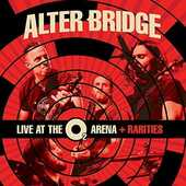 CD Live at the 02 Arena - Rarities Alter Bridge
