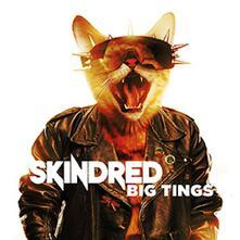 Big Tings (Digipack) - CD Audio di Skindred