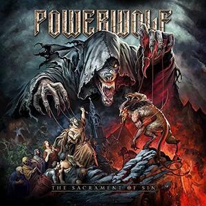 The Sacrament of Sin - Vinile LP di Powerwolf