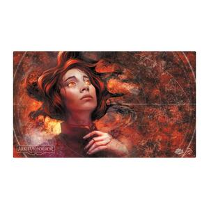 Arkham Horror LCG. Playmat Across Space and Time