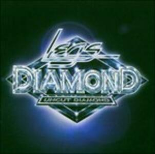 Uncut Diamond - CD Audio di Legs Diamond