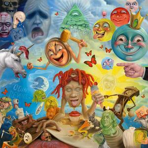 Life's a Trip - CD Audio di Trippie Redd