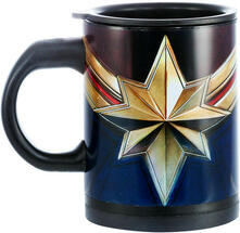 Marvel Self-Stirring Mug / Captain Marvel Marvel Self-Stirring Mug / Captain Marvel