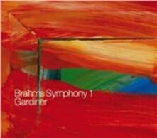 Sinfonia n.1 - SuperAudio CD ibrido di Johannes Brahms,John Eliot Gardiner,Orchestre Révolutionnaire et Romantique
