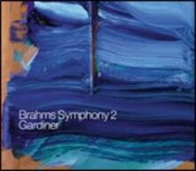 Sinfonia n.2 / Canto degli spiriti sopra le acque - CD Audio di Johannes Brahms,Franz Schubert,Nathalie Stutzmann,John Eliot Gardiner,Orchestre Révolutionnaire et Romantique