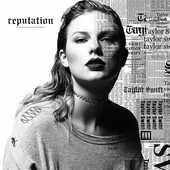 CD Reputation Taylor Swift