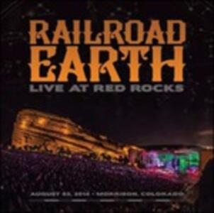 Railroad Earth. Live At Red Rocks - DVD
