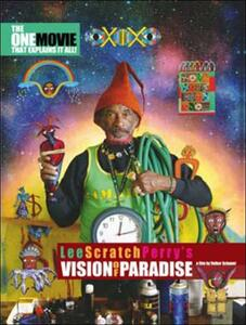 Lee Scratch Perry. Vision Of Paradise - DVD