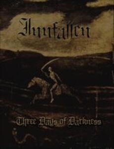 Three Days of Darkness - CD Audio di Innfallen